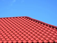 Red Restored roof in Sydney's West
